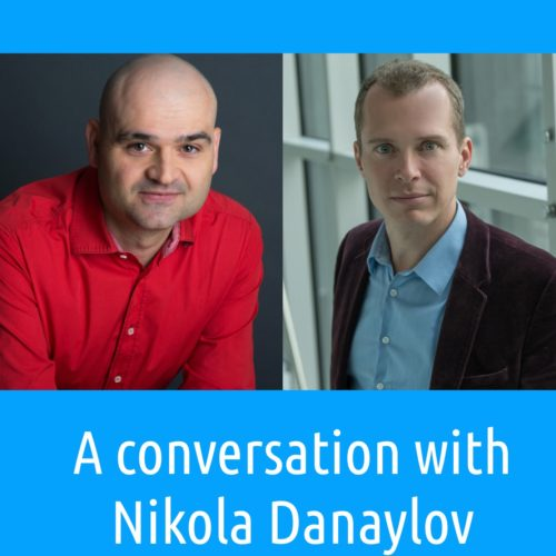 Nikola Danaylov @ the Happy Ways Podcast with Jon Nielsen