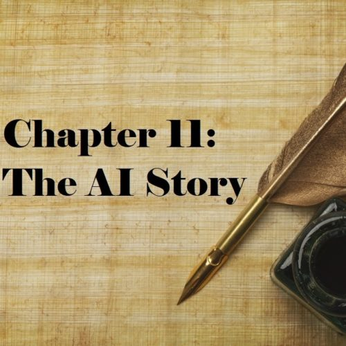 The AI Story Preview